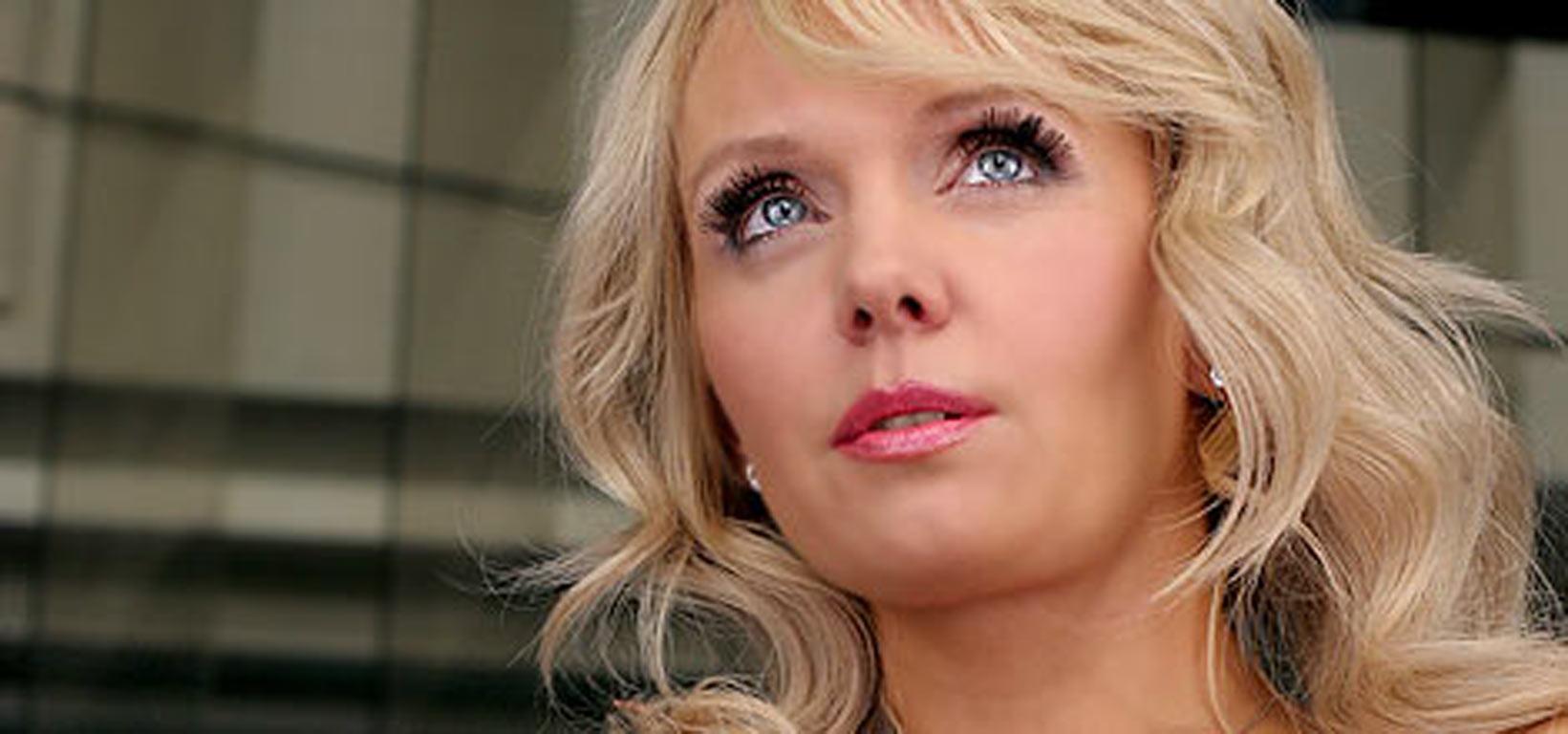 Валерия певица фото макияжа